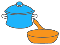 Cookware Kitchen Appliances